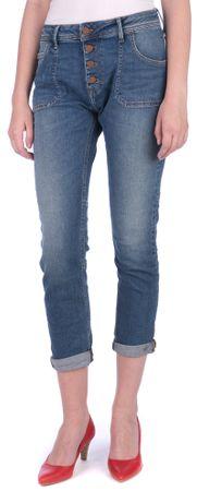 Mustang jeansy damskie Tapered 29/32 niebieski