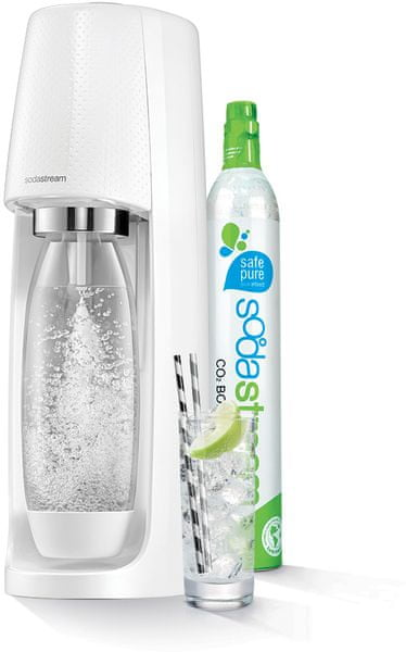 Sodastream Spirit White