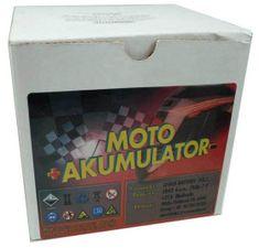 Poweroad akumulator za motor YB16-B UPlus (običajen, 12V 16Ah, 175 x 100 x 155)