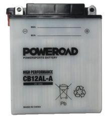Poweroad akumulator za motor CB12AL-A (standardni, 12V 14Ah)