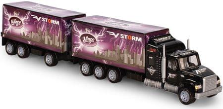 GearBox Ciężarówka z przyczepą 1:32