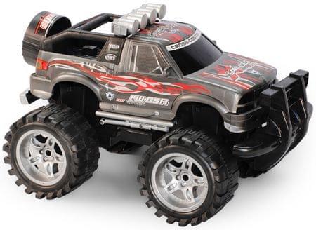 GearBox Monster Truck 39 cm, czarny