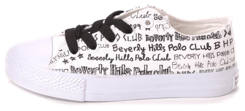 Beverly Hills Polo dětské tenisky 36 bílá