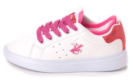 Beverly Hills Polo dívčí tenisky 32 ružová