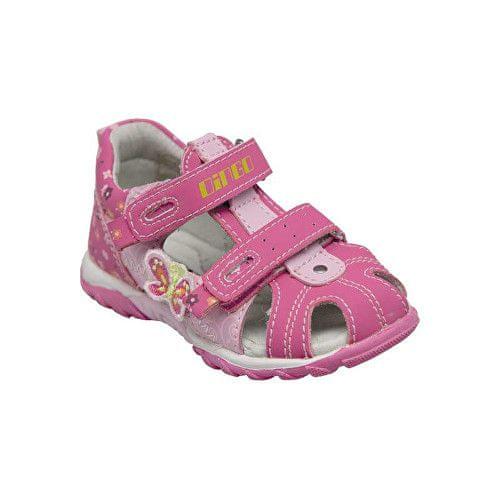 SANTÉ Zdravotní obuv dětská MY/669 fushia (Velikost vel. 23)