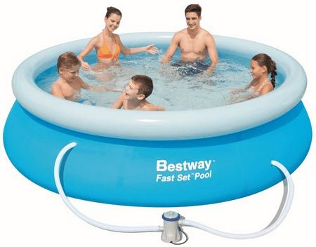 Bestway basen ogrodowy 305 x 76 cm z filtrem kartuszowym