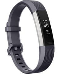 Fitbit Alta HR Blue Gray, Large
