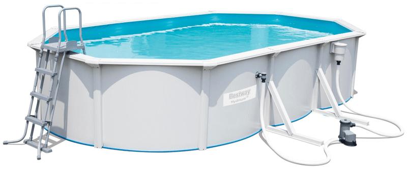 Bestway 6.10 m x 3.60 m x 1.20 m Hydrium Oval Pool (56371)