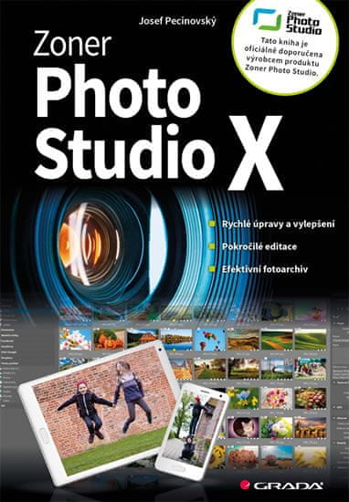 Pecinovský Josef: Zoner Photo Studio X
