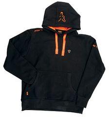 Fox Mikina Orange Hoodie