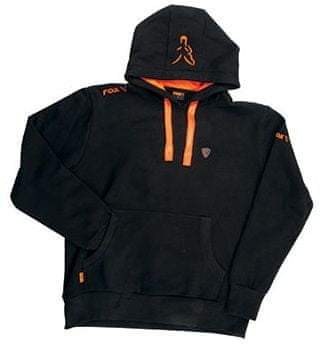 Fox Mikina Orange Hoodie M