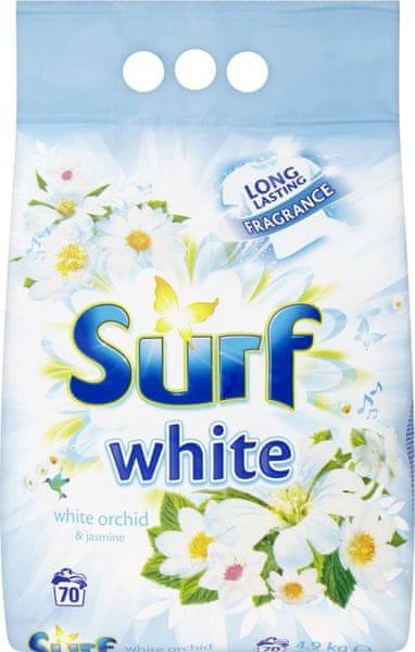 Surf White prášek Orchid & Jasmine (70 praní)