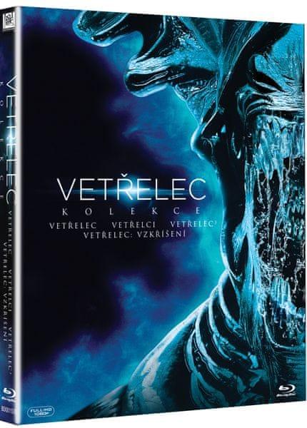 Kolekce VETŘELEC - Alien Antologie (6 disků) - Blu-ray