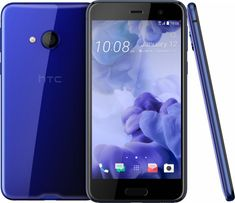 HTC U Play, 32 GB, modrý