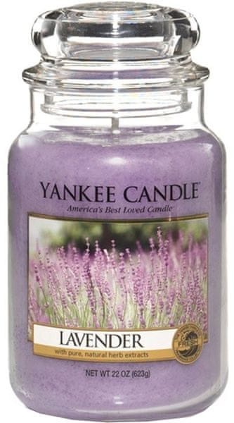 Yankee Candle Lavender Classic velký 623 g