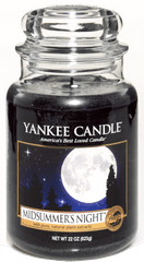 Yankee Candle Midsummer's Night Classic velký 623 g