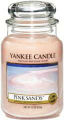 Yankee Candle Pink Sands Classic velký 623 g