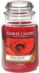 Yankee Candle True Rose Classic velký 623 g