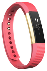 Fitbit Alta, Gold/Pink, Small