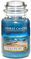 Yankee Candle Turquoise Sky Classic veľký 623 g
