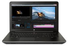 HP prenosnik ZBook 17 G4 i7-7700HQ/8GB/SSD256GB/W10Pro (Y6K23EA)