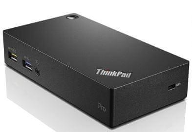 Lenovo priklopna postaja ThinkPad USB 3.0 Pro - EU