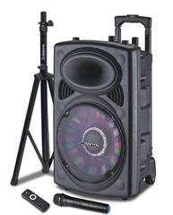 Manta prenosni zvočni sistem za karaoke SPK5018 Powell