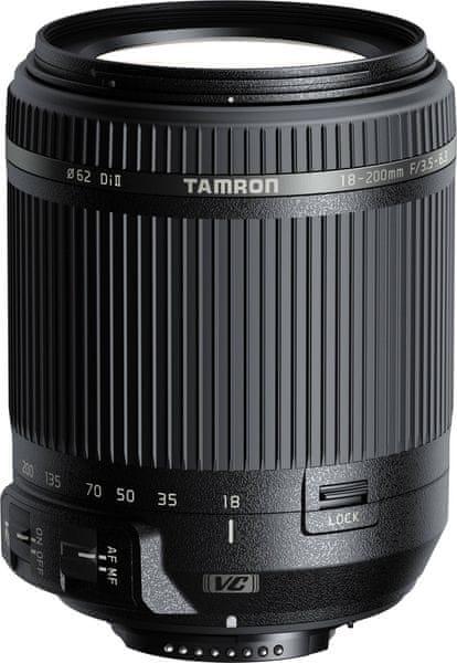 Tamron 18-200mm F/3.5-6.3 Di II VC pro Sony (5 let záruka)