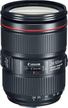 Canon objektiv EF 24-105mm 4L IS II USM