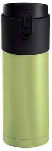 PO Pao termoska s louhovacím sítkem 350 ml zelená