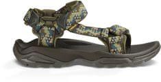 Teva moški sandali Terra Fi 4 Palopo Olive