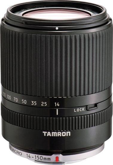 Tamron objektiv 14-150 (micro 4/3)