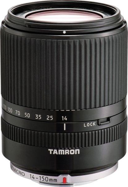 Tamron 14-150mm F/3.5-5.8 AF Di III VC M43 Black (5 let záruka)