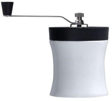 PO Ring porcelánový mlýnek na kávu s integrovaným dripperem