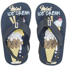 Cool Shoe otroške japonke Miam Denim, modre
