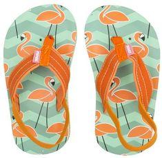 Cool Shoe otroške japonke My Sweet Flamingo