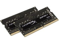 Kingston pomnilnik (RAM) HyperX Impact DDR4/16GB/2400MHz/CL14/SODIMM (HX424S14IB2K2/16)