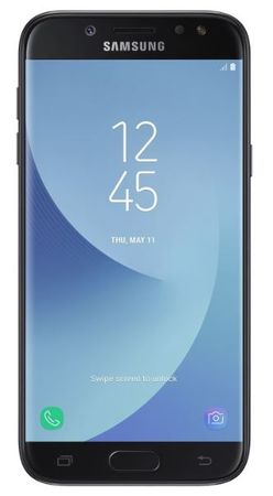 Samsung GSM telefon Galaxy J5 2017, črn