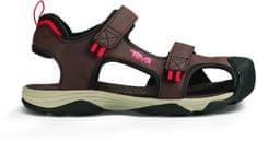 Teva otroški sandali Toachi 4, rjavi