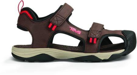 Teva dječje sandale Toachi 4, smeđe, 29