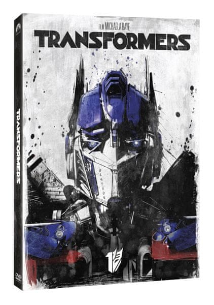 Transformers (steelbook Edice 10 let) - DVD