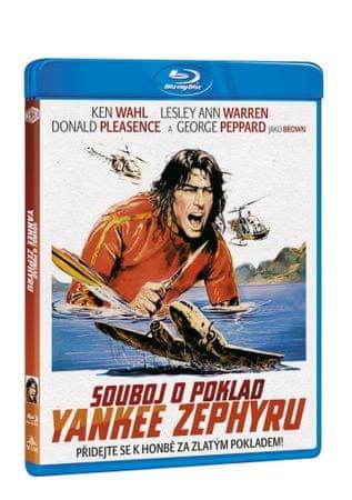 Souboj o poklad Yankee Zephyru     - Blu-ray