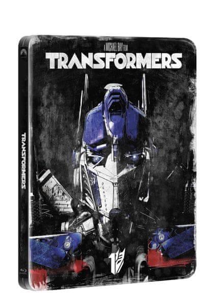 Transformers (steelbook Edice 10 let) - Blu-ray