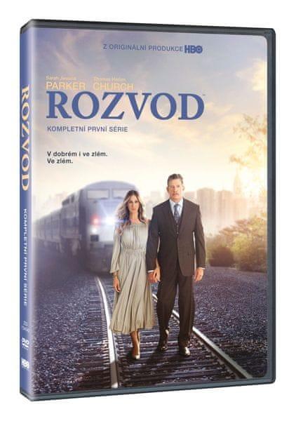 Rozvod - 1. série (2DVD) - DVD