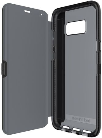 Tech21 Etui Evo Wallet (Samsung Galaxy S8 Plus), czarne