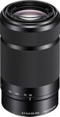Sony 55-210 mm f/4,5-6,3 (SEL55210B) + Cashback 800 Kč!