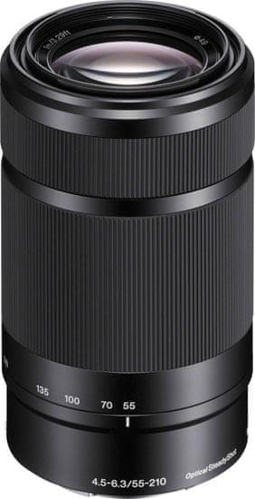 Sony 55-210 mm f/4,5-6,3 (SEL55210B.AE)