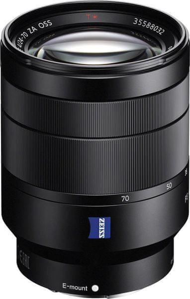 Sony 24-70 mm f/4 FE OSS ZA Vario-Tessar T* (SEL2470Z)