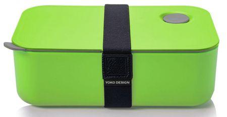 Yoko Design pojemnik na żywność, 1 l, zielony
