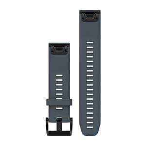 Garmin náhradní řemínek pro Fenix 5 a Forerunner 935 QuickFit™ 22, šedý